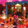 Moroccan Theme Centerpieces Ideas for Social, Private or Corporate Events