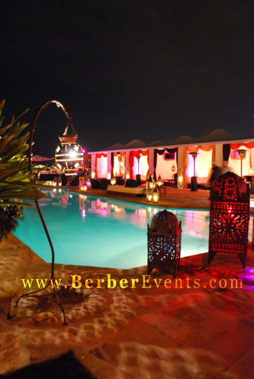 Hotel Pool Party Ideas the best las vegas cabana travel leisure Arabian Nights Theme Party Decor