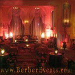 Moroccan Theme at the Beach, Fisher Island, FL | Alibaba ...