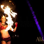 Entertainment: Fire Dancer