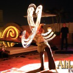 Moroccan Fire Dancer