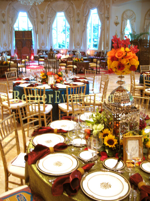 Moroccan Theme Centerpieces Ideas For Social Private Or
